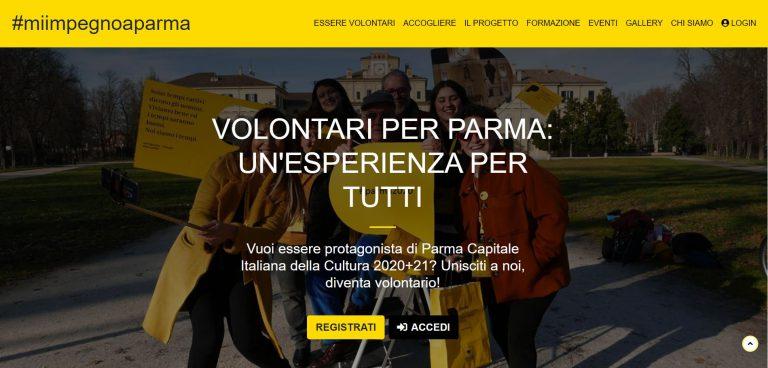 mi impegno a Parma